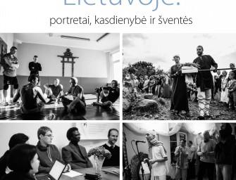 """Pristatyta knyga """"Religijų įvairovė Lietuvoje: portretai, kasdienybė ir šventės"""""""