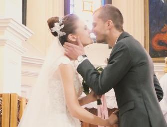 Ievos Zasimauskaitės ir Mariaus Kiltinavičiaus vestuvės: unikalūs kadrai ir išskirtinis interviu sutuoktuvių išvakarėse