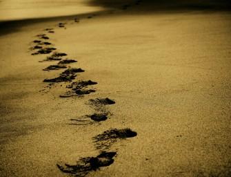 Užrašyk smėlyje