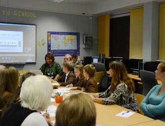 Europos kalbų dienos proga moksleiviai mokėsi ne tik užsienio, bet ir Lietuvoje gyvenančių tautinių mažumų kalbų