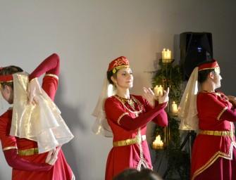 Kauno armėnai pristatė miestiečiams savo kultūrą