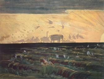 M. K. Čiurlionis – pasaulio sielos dailininkas