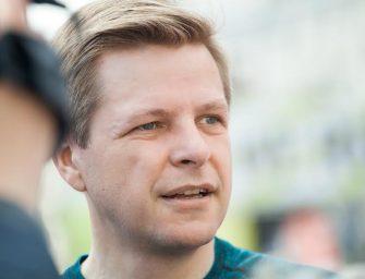 Vilniaus meras Remigijus Šimašius: sveikai gyvensenai negali būti daromos biurokratinės kliūtys