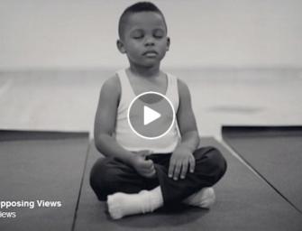 Kai vaikų bausmes pakeičia meditacija