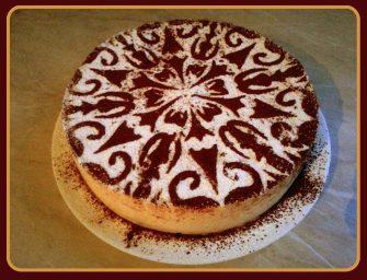 Kalėdinis Olesijos tortas