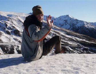 Vienuolio nuotykiai Alpėse. Laiškai mokytojui, V dalis