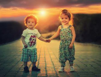 Vaikai kalba apie meilę
