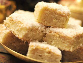 Minkštučiai kokosiniai pyragaičiai