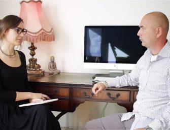 Interviu su Vedų astrologu Mathuranath das