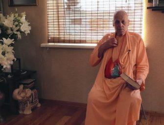 Pažintis su vaišnavų vienuoliu. Kaip panirti į dvasios gelmes?