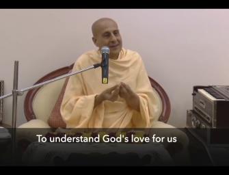 Radhanatha Svamis: apie Velykas su meile