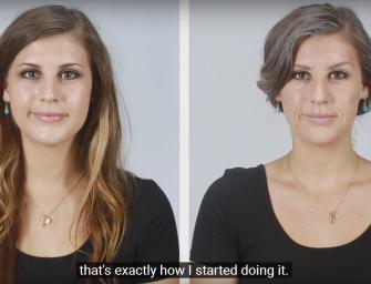 Kaip atrodys tavo veidas, jeigu rūkysi?