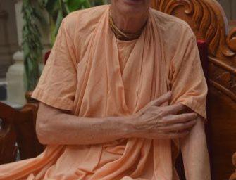 Interviu su Guru Prasad Svamiu