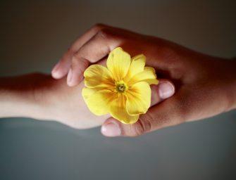 Rūpinimosi nektaras