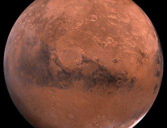 Nuo liepos 7 d. iki rugpjūčio pabaigos Marsas bus nepalankioje padėtyje