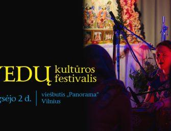 Pažintis su Vedų kultūra – vienos dienos festivalyje